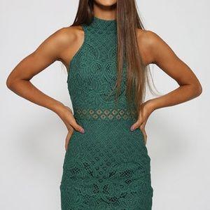 Green Peppermayo dress
